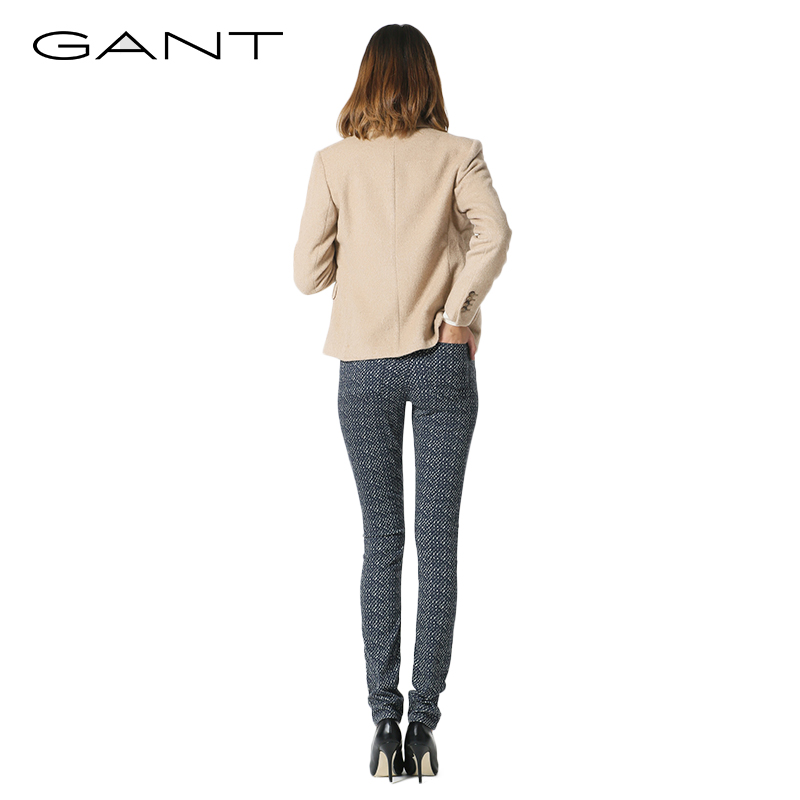 868f963436 USD 1126.38] GANT Gant spring and summer ladies net color slim small ...