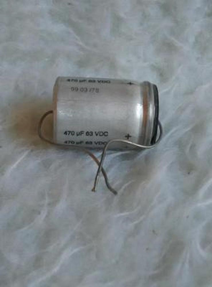 瑞典RIFAPEG124MH347VQ系列63VDC470UF发烧电解电容