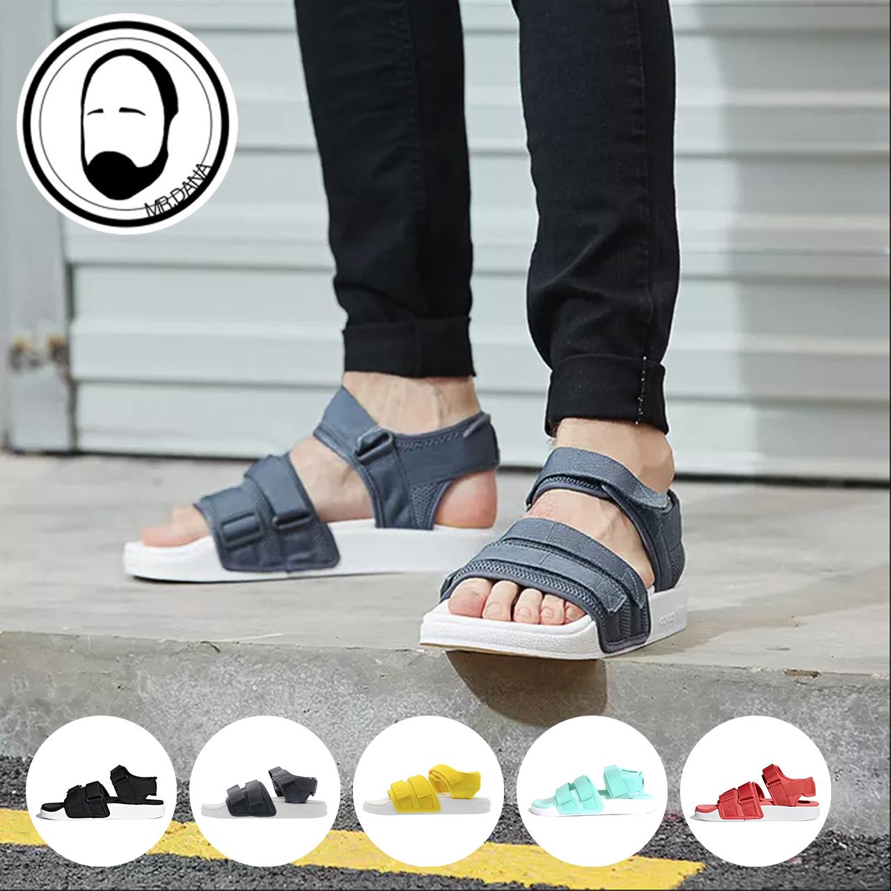d3a5de00cb7d Dada Adidas Adi Clover Velcro Sports Beach Sandals Men and Women Couples  AC8583