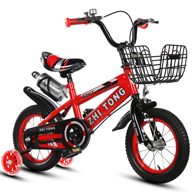 Children Bicycle 3 Years Old Boy Female Baby 2 3 6 8 Years Old