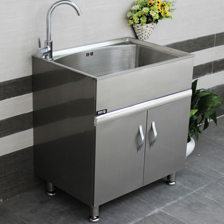 Lightbox Moreview Prevnext 304 Stainless Steel Kitchen Sink Cabinet