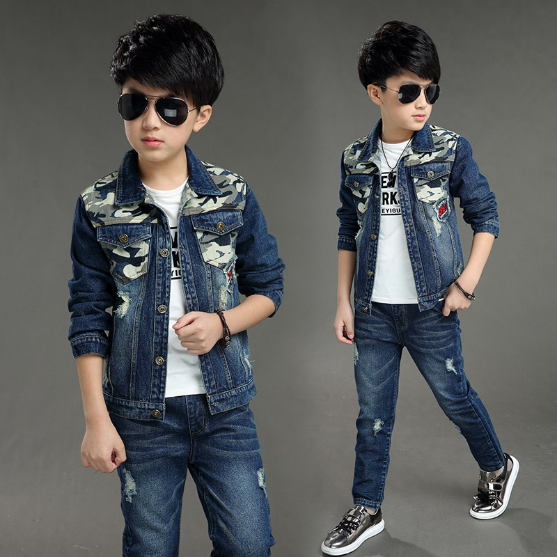 7dfee3ad3 Children's clothing boy cowboy suit 2018 new 6 Korean version 7 spring and autumn  models 8. Zoom · lightbox moreview · lightbox moreview ...