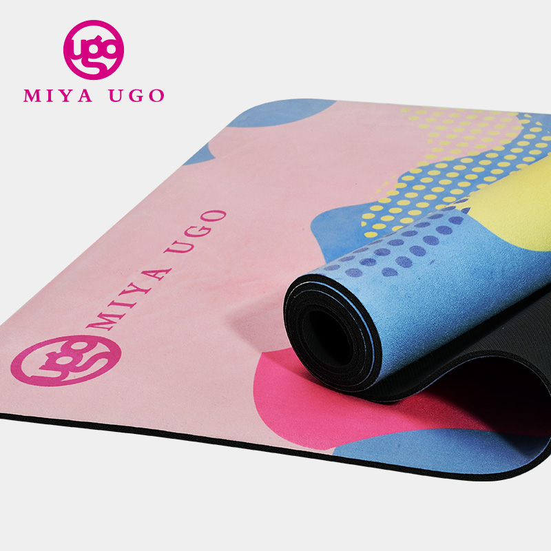USD 70.73  Ya yoga mat 5mm natural rubber men and Women Fitness mat ... 778489a72c