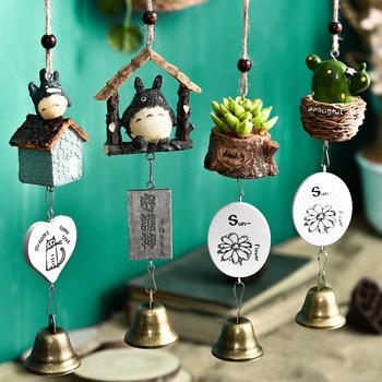Шнурки для телефона,  Творческий японский небольшой свежий колокольчик брелок ворота декоративный милая женщина сырье спальня комната колокол кулон день рождения подарок, цена 179 руб