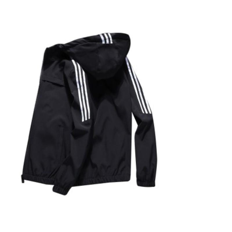 韩版潮流修身帅气网红运动外套