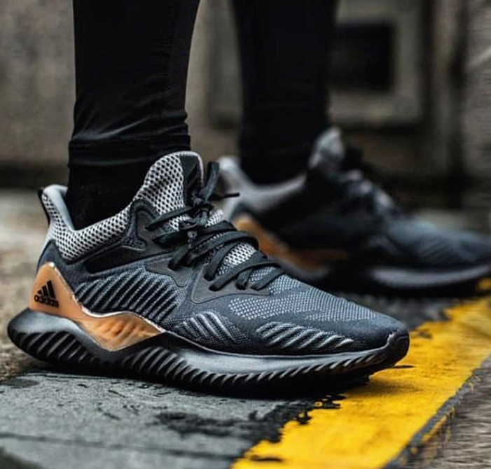 98b1769bdf689 ... Adidas Alphabounce beyond Alpha II Running Shoes CG4762 BW0538 1207 ...