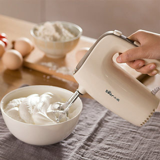 Bear whisk baking small electric household automatic cake mixer beat eggs butter sent Handheld
