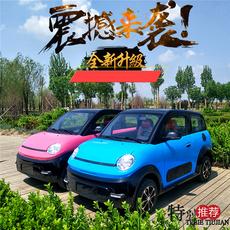 Электрическое четырехколесное транспортное