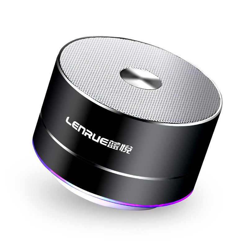 Wireless Bluetooth Outdoor Speaker Home Overweight Subwoofer Mobile Phone Mini Computer Small Sound Cannon Portable Money Code Car Payment WeChat Voice Broadcasting Receiving to Receiving Tips