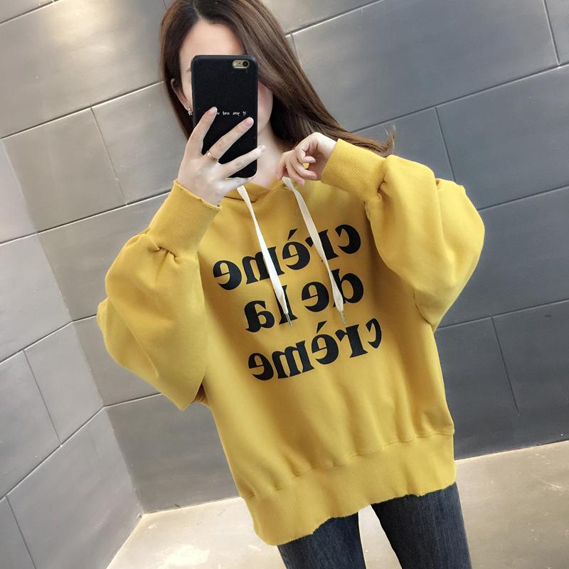 Quần áo nữ Hàn Quốc 2020 mùa xuân mới phổ biến mùa xuân lỏng áo len của phụ nữ áo khoác mỏng trong mùa xuân và mùa thu - Áo len