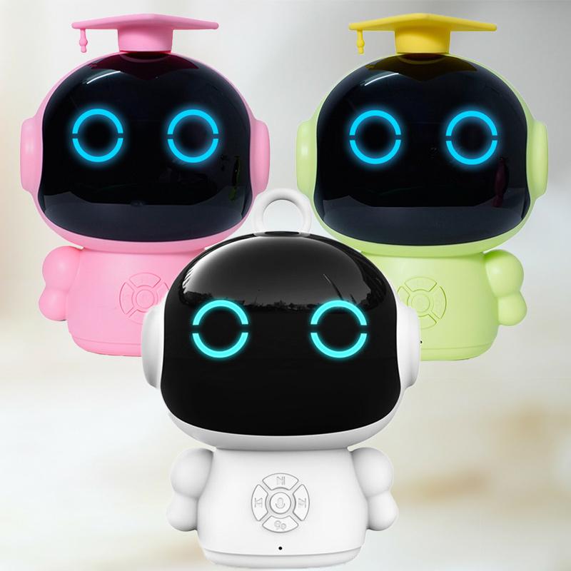 小淘儿童智能机器人玩具人工对话语音高科技家庭陪伴教育男女孩陪伴宝宝学习早教机