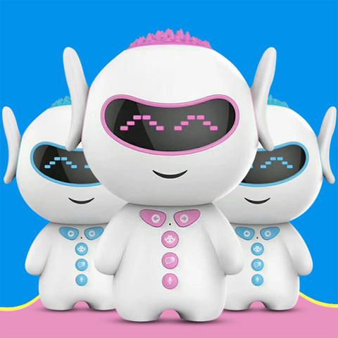 手慢无儿童智能对话早教机器人