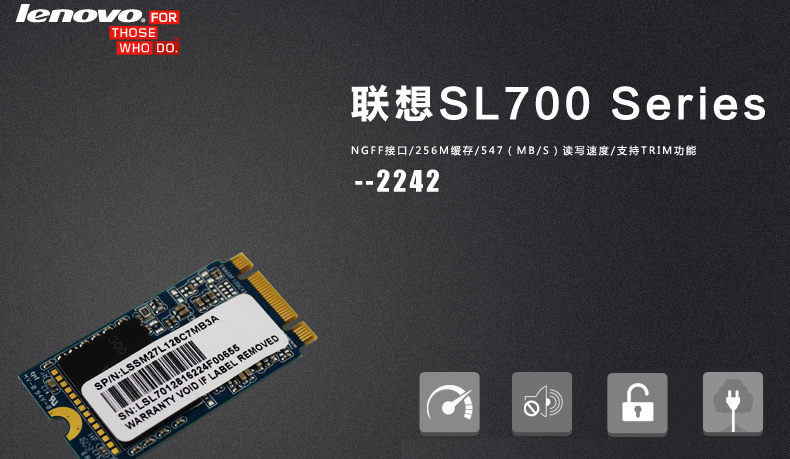 cheap Purchase china agnet Lenovo/Lenovo SL700SSD128G M 2 2242