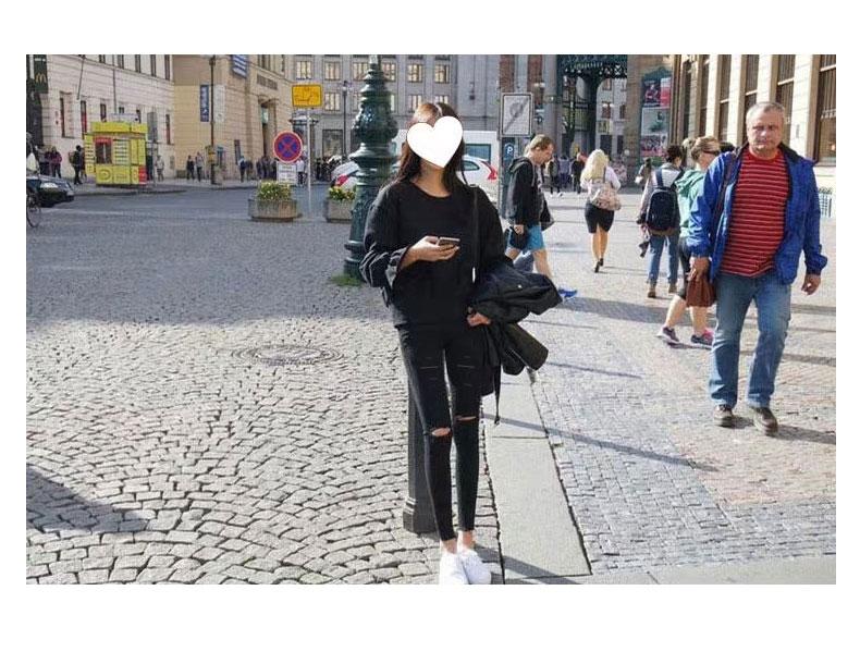 南极人打底裤女裤外穿2019新款小脚春季薄款高腰黑色春秋冬紧身裤商品详情图