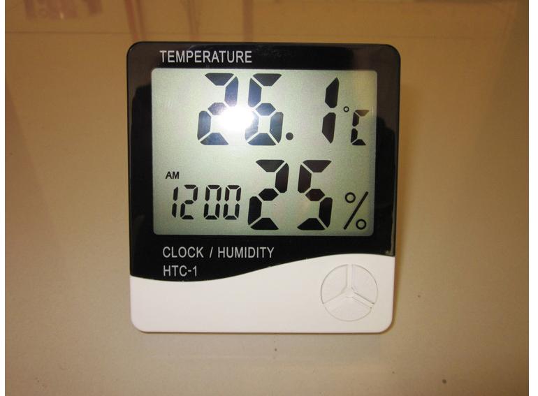 不要钱的 0元0元购买温湿度电子大屏表 ,只要积分就行