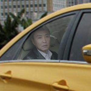 李达康汽车个性车贴车窗透光贴纸