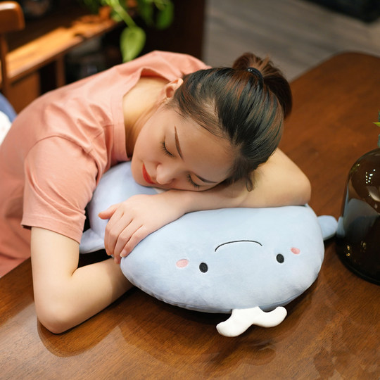 INS Nordic style girl wind cartoon hug pillow pillow sofa living room car cushion small pillow nap cute