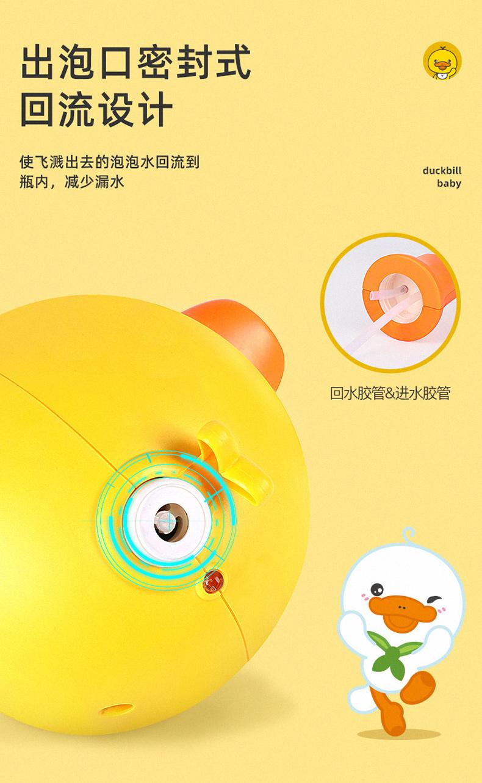 儿童泡泡机电动吹泡泡魔法棒泡泡棒枪器全自动不漏水女生网红玩具详细照片