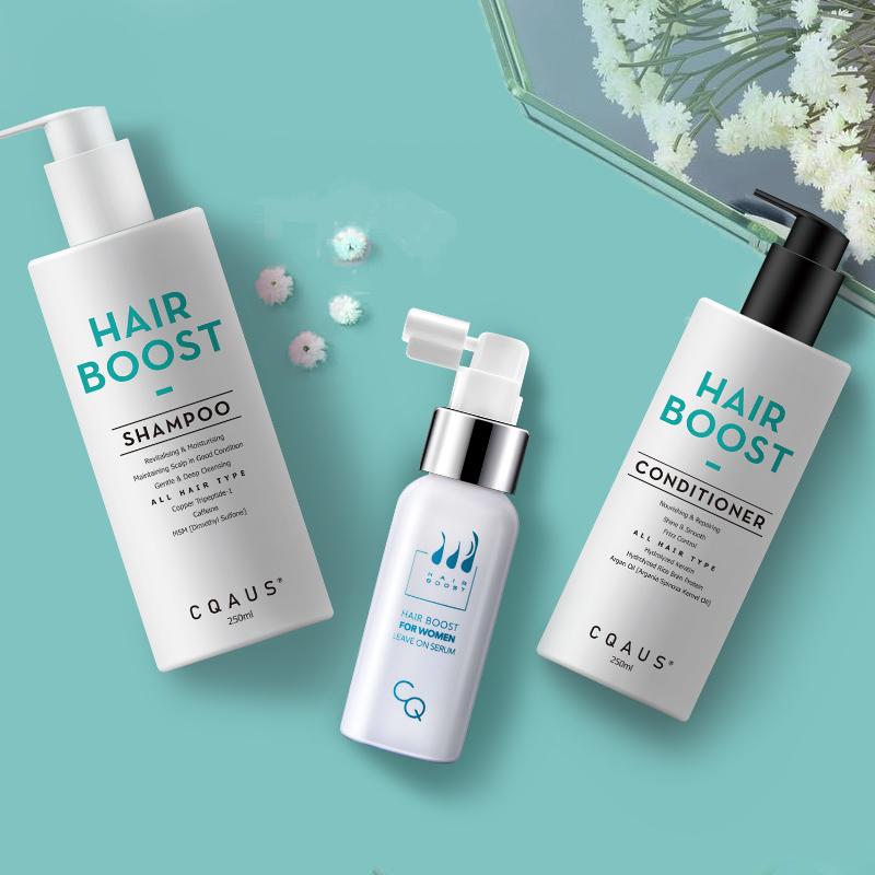 澳洲进口CQAUS防掉发头皮营养液精华液 强健发根控油止痒男女可用