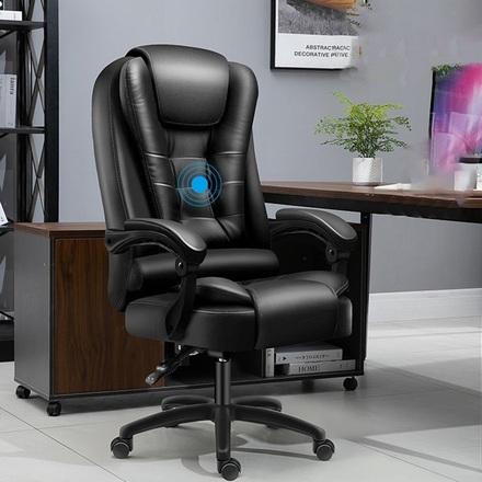 老板椅办公椅舒适久坐服懒人沙发网红直播书桌升降家用座电脑椅子
