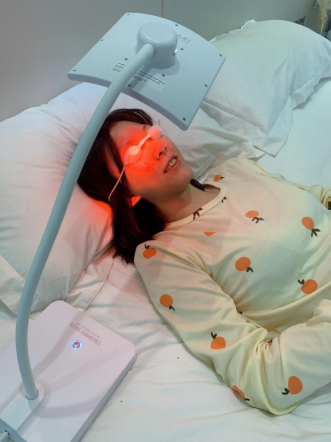 抗衰老靠美容光子嫩肤仪带来看得见的功效