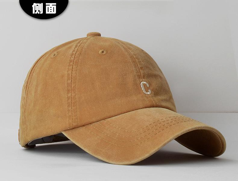 酷卡車品館 棒球帽 春夏天帽子男女時尚百搭遮陽鴨舌帽戶外韓版潮休閒運動棒球帽秋季 9色