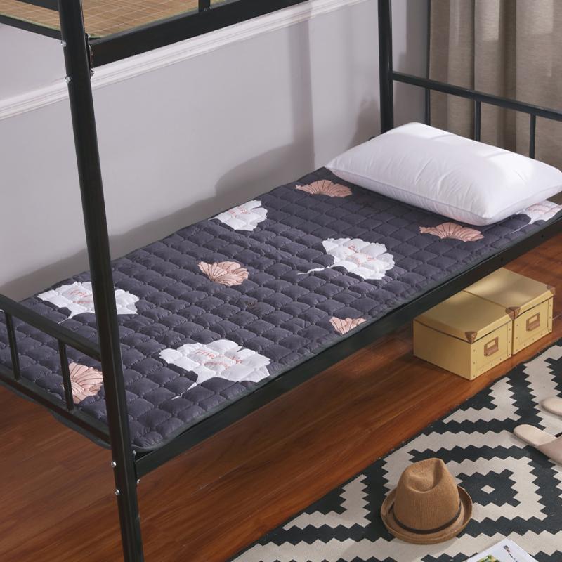 折叠榻榻米床垫薄垫子学生上下铺爬行地垫背水洗薄床护垫铺床褥子