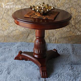 Комплекты,  Континентальный дерево круглый чай несколько контакт разговор стол диаметр 70 см в высоту степень 70 круглый стол кофе стол телефон угловой сторона, цена 6584 руб