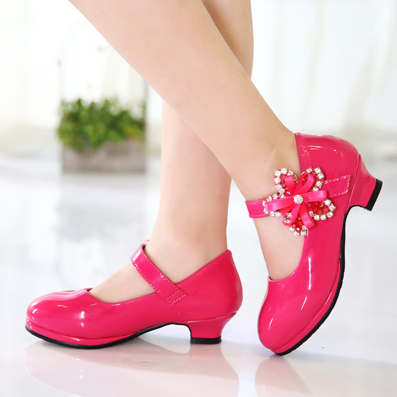 56fa8ca6625 Children s shoes 4 spring 5 little girls 6 red 7 girls 8 high heels 9  princess 10 children 11 dance shoes 12 years old - BuyChinaFrom.com - Buy  China shop ...