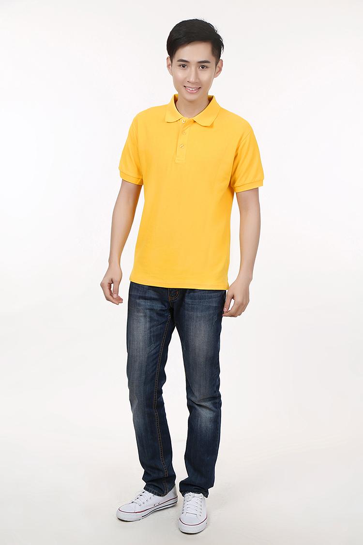 POLO áo tùy chỉnh làm việc quần áo in ấn logo quảng cáo văn hóa áo sơ mi tùy chỉnh ngắn tay ve áo T-Shirt nhóm tùy chỉnh quần áo áo polo đẹp