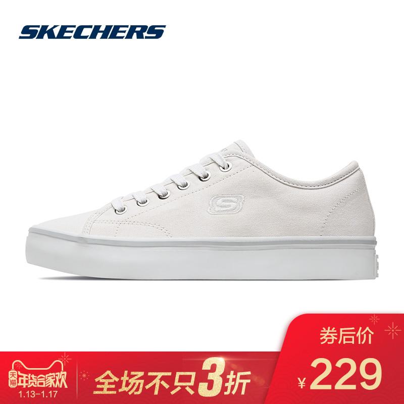 Giày nữ Skechers SKECHER giày mới quai thấp, giày thể thao, giày đế mềm 66666131