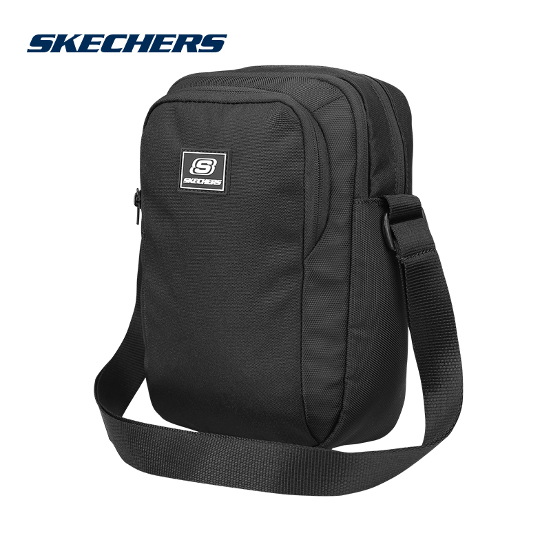 Skechers SKECHERS Ba lô mới Unisex vai túi thể thao túi messenger SEBUF18Z004
