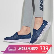 кроссовки скечерс Скечерс женские туфли низкий-вырезать