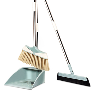 [bolia] a combination of broom and dustpan sets