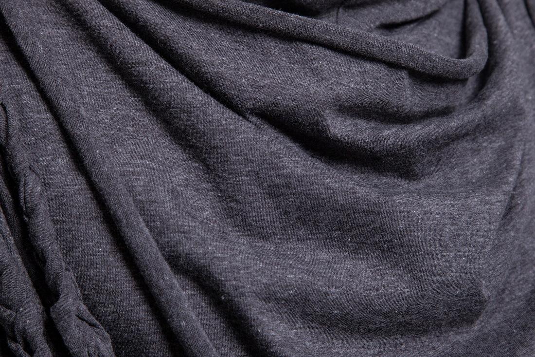 欧码夏装潮流短袖连帽T恤堆堆领嘻哈街舞跨境男装1812-YT001 P45