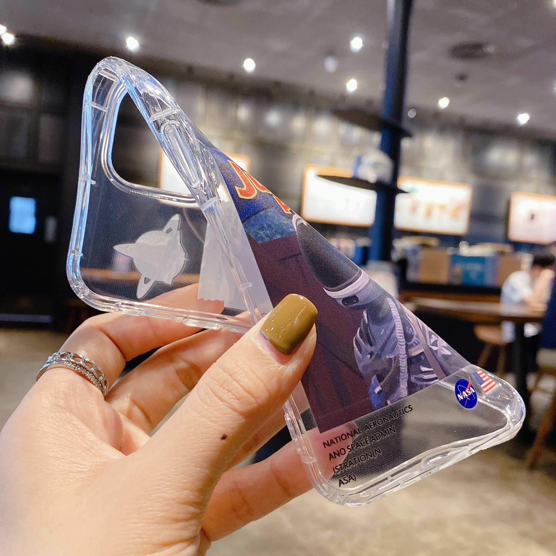 中國代購 中國批發-ibuy99 Huawei笑脸宇航员荣耀8S2020华为手机壳情侣适用NOVA6SE简约软
