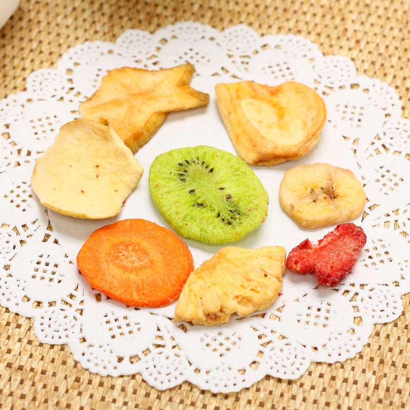 Hao Qi dried fruits and vegetables 110g Taiwan imports of