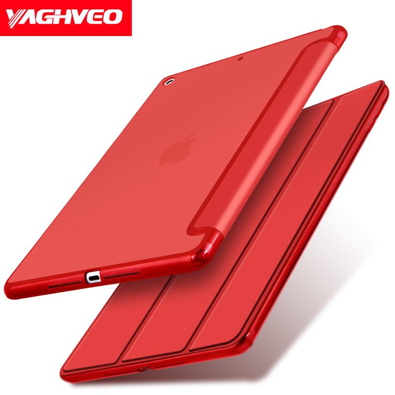 雅语苹果ipad air2保护套休眠ipadair1平板56保护壳皮套超薄韩国