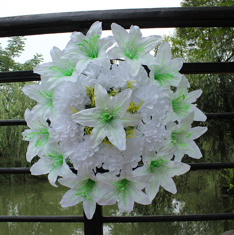 Usd 802 silk flowers qingming flowers grave flowers simulation color classification white white white white white white white red white white yellow white blue white purple white green white black mightylinksfo