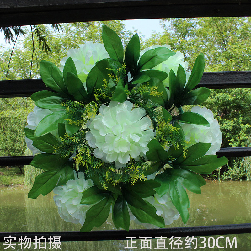Usd 647 silk flowers qingming flowers grave flowers on the grave silk flowers qingming flowers grave flowers on the grave fake flowers chrysanthemum ring manufacturers wholesale cemetery mightylinksfo