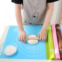 家用擀面垫【加厚】硅胶垫烘焙揉面垫