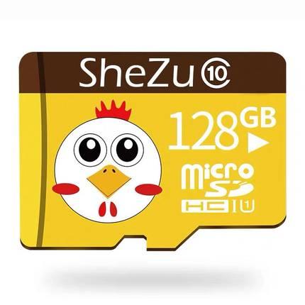 原装正品高速读取内存卡128G