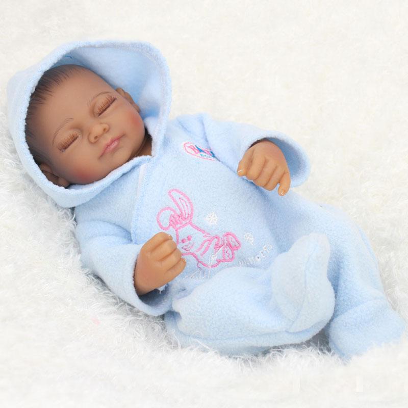 11 Quot Handmade Real Looking Newborn Baby Vinyl Silicone
