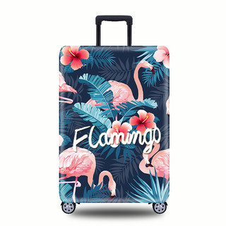 Luggage case cover 28 inch tilt box cover 20 inch 26 inch travel box cover protective cover hair force wear