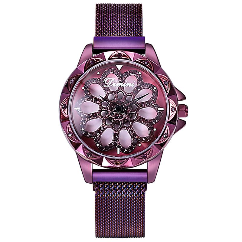 抖音同款:表盘会旋转的手表