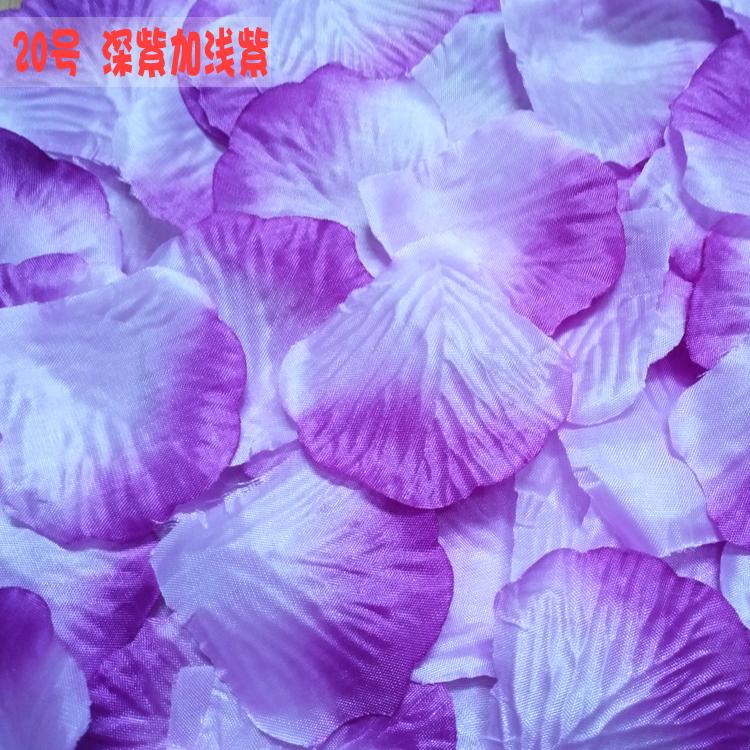 Темно Фиолетовый плюс светло фиолетовый