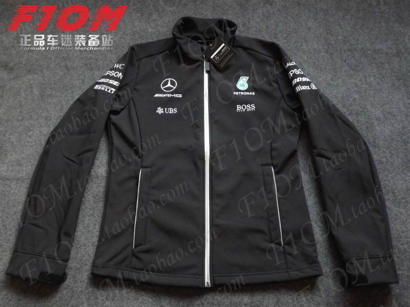 F1 слива матч мораль этот быстро бегать AMG автоколонна Mercedes 2017 мягкая оболочка куртка ветролом пальто гоночный одежда