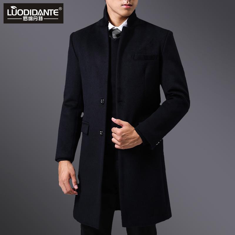Пальто мужское Luo Didan