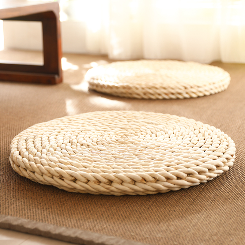 Corn Skin Futons Cushion Tatami Window