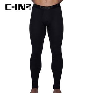 C-IN2 mùa thu ấm áp quần mới mềm mại và thoải mái nền tảng cá nhân ấm quần cotton xà cạp 4038B